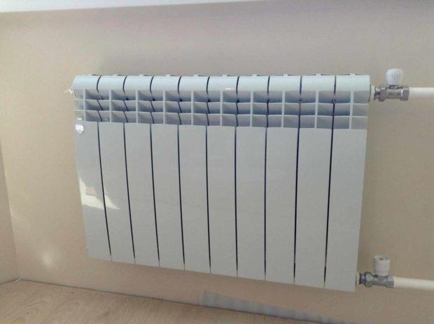 биметаллические радиаторы отопления 2