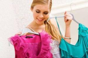 Необходимо знать как выбрать платье