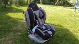 Необходимо знать три одобренных формы автомобильных сидений ISOFIX