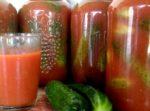 Огурцы на зиму - подборка вкусных рецептов